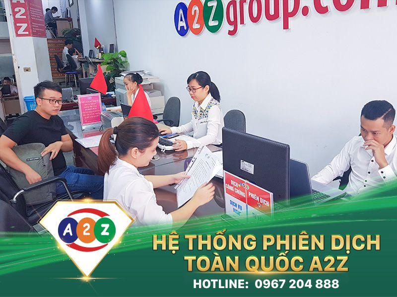 Phiên dịch tiếng Thái Lan tại Việt Trì - Phú Thọ