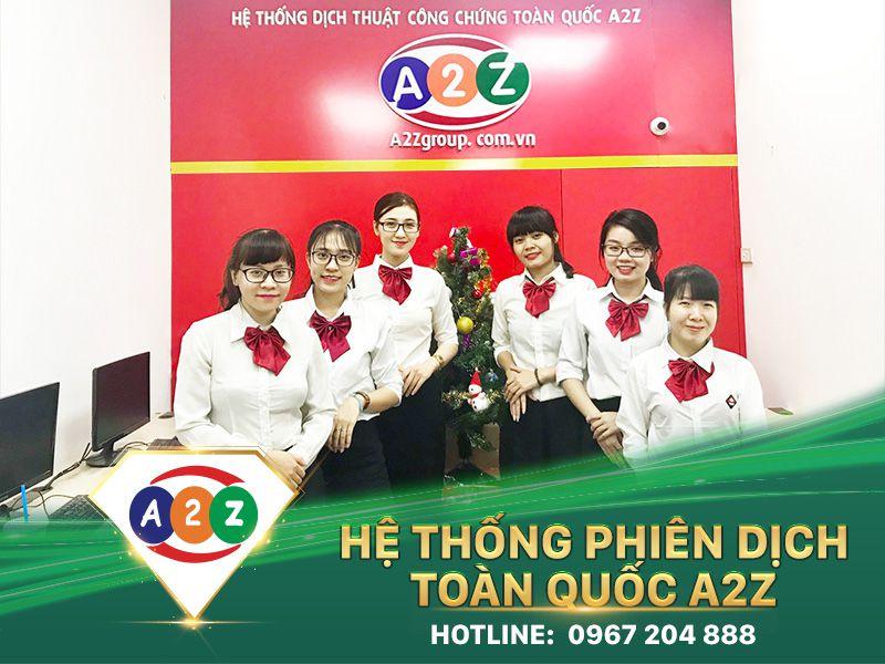 Phiên dịch tiếng Nhật tại Việt Trì - Phú Thọ