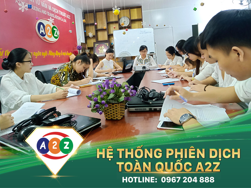 Phiên dịch tiếng Thái Lan tại Phan Thiết