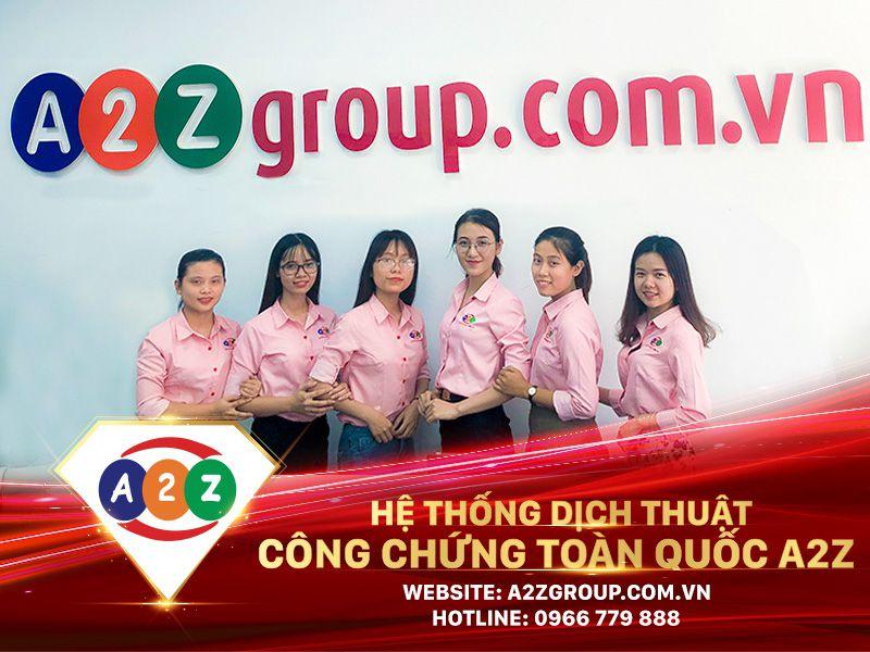 Dịch thuật công chứng tiếng Thái Lan tại Quảng Nam