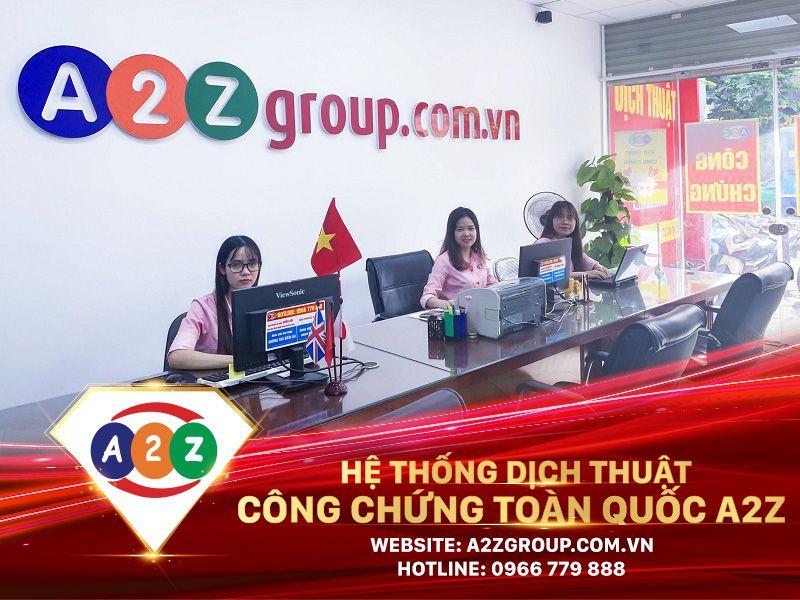 Dịch thuật công chứng tiếng Nga tại Phan Thiết - Bình Thuận