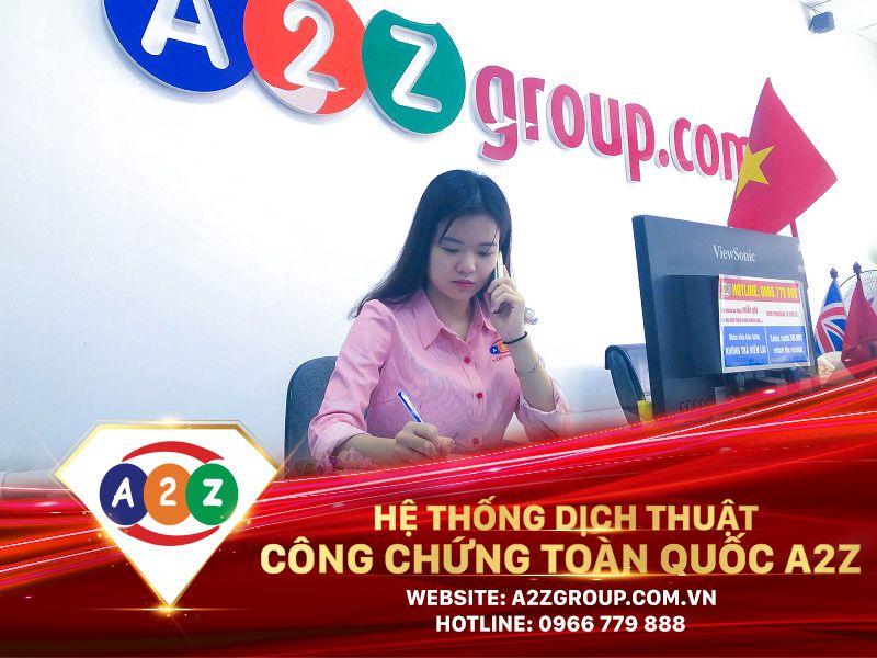 Dịch thuật công chứng tiếng Hàn tại Quảng Ninh