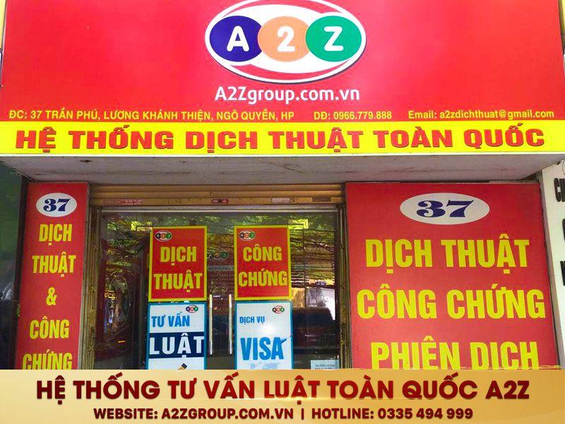 Tư vấn đầu tư tại Long An