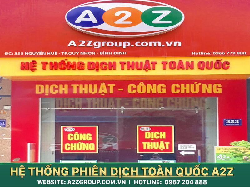 Phiên dịch tiếng Ukraina tại Nam Định