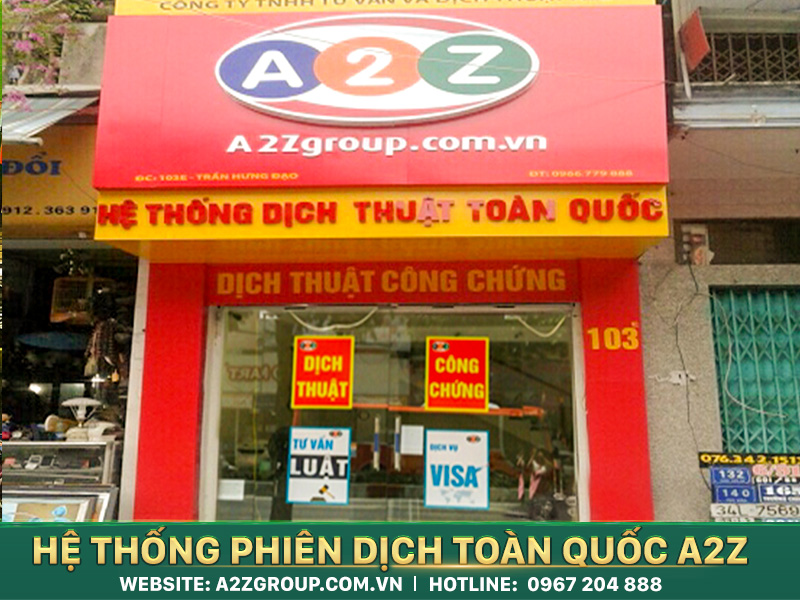 Phiên dịch tiếng Hán Nôm tại Phan Thiết